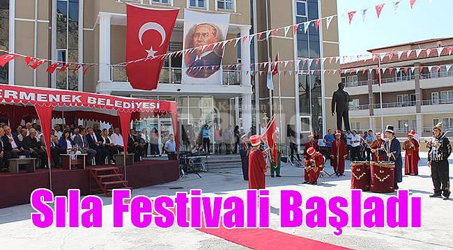 Sıla Festivali başladı
