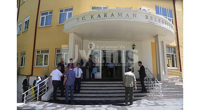 Tüm Karaman halkı davet edildi