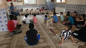 Yaz Kursu Öğrencilerine Yönelik 'Sağlıklı Nesiller' Etkinliği Tamamlandı