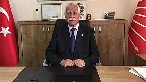 """CHP İl Başkanı Ergin; """"Asla Yalnız Yürümeyeceksin Canan Kaftancıoğlu!"""""""