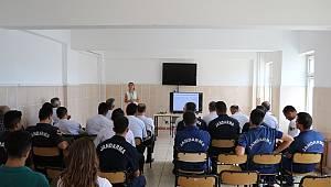 Dünya intiharı önleme bilgilendirme semineri gerçekleşti