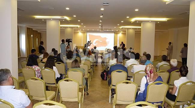 Ermenek'te Bitki Araştırmaları Toplantısı Başladı