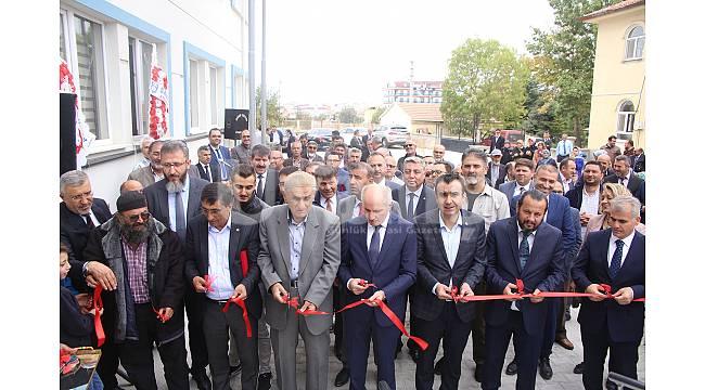 Hüseyin Mehmet Çavaş Kur'an Kursu açıldı
