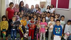 Kadın Girişimciler Çocukları Sevindirdi