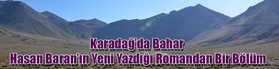 Karadağ'da Bahar