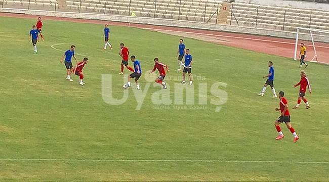 Karaman Belediyespor Çok Farklı: 4-0