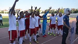 Karaman Belediyespor ilk maçına çıkıyor