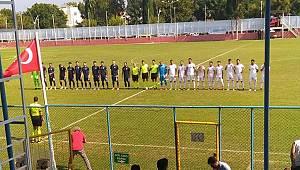 Karaman Belediyespor Türkiye Kupasına Veda Etti