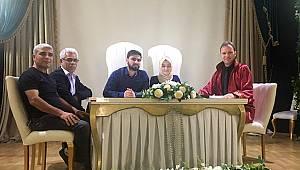 Karaman'da 09.09.2019 tarihinde 15 çift evlendi