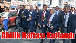 Karaman'da Ahilik Haftası kutlandı
