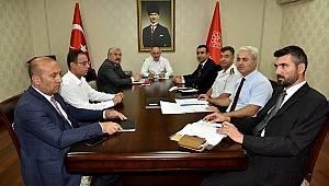 Karaman'da bağımlılıkla mücadele toplantısı yapıldı