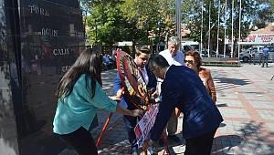 Karaman'da CHP'nin 96. Yıl Dönümü Kutlandı