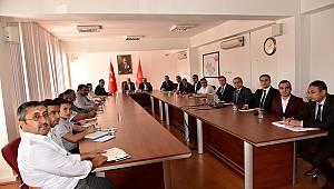 Karaman'da rezerv yatırım alanları belirlendi