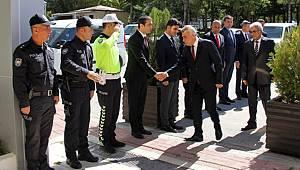 Karaman'ın yeni Emniyet Müdürü görevine başladı