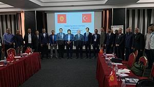 Karamanlı İş Adamları Gözünü Kırgızistan'a Çevirdi