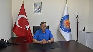 OSB Başkanı Boynukalın'dan Vekil Eser'e Teşekkür