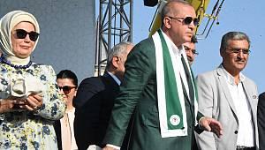 Pankobirlik'ten Cumhurbaşkanı Erdoğan'a teşekkür