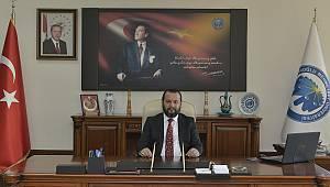 Rektör Akgül'den müjde