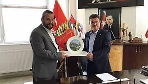 Rektör Akgül'den Taşeli Bölgesi Belediye Başkanlarına Ziyaret