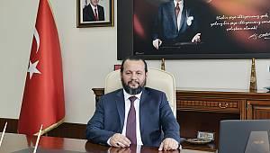 Rektör Akgül'den Türk Dil Bayramı Mesajı