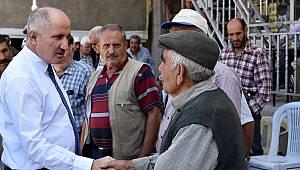 Vali Fahri Meral Belediyeleri İnceledi