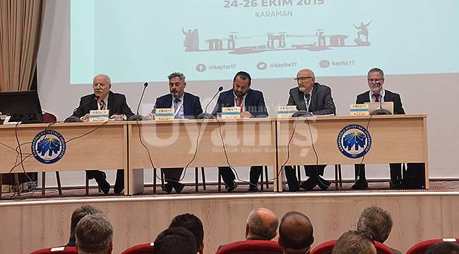 17. Kamu Yönetimi Forumu KMÜ'de Başladı