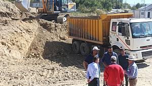 75 konutluk TOKİ inşaatı başladı