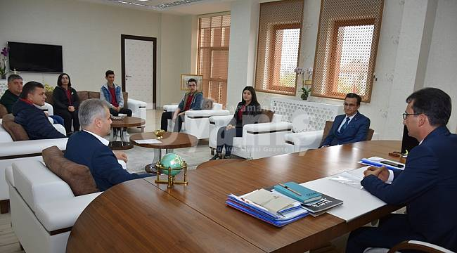 Abdullah Tayyar Anadolu Lisesi, Projeleri ile Avrupa Yolcusu