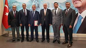 AK Parti Karaman Merkez İlçe Başkanlığına Atama