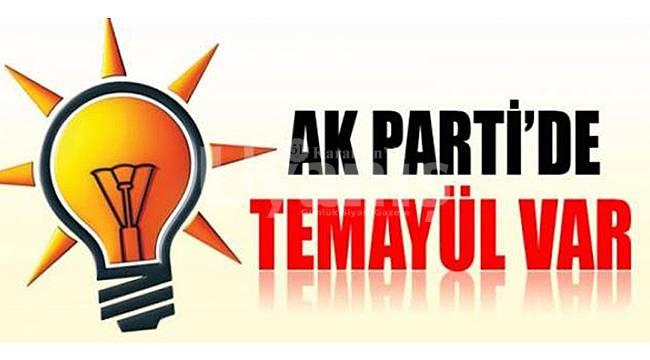 AK Parti Karaman Teşkilatında temayül heyecanı