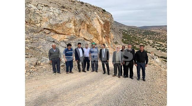 Ayrancı'da yapılması gerekenler yerinde incelendi