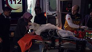 Karaman'da babası tarafından bıçaklanan genç ağır yaralandı