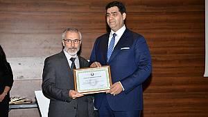 Esat Toklu'ya 2019 Hukuk Başarı Ödülü Verildi