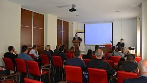 Eximbank ve Kredi Garanti Fonu Bilgilendirme Toplantısı KTSO'da Düzenlendi
