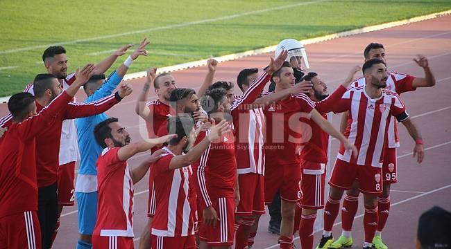 Karaman Belediyespor evinde 3 golle kazandı