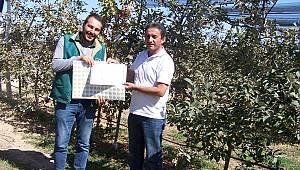 Karaman'da Entegre Kontrollü Ürün Yönetimi (EKÜY) Uygulamaları