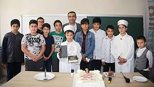 Karaman'da Genç Hafızlar Cübbe Giydi