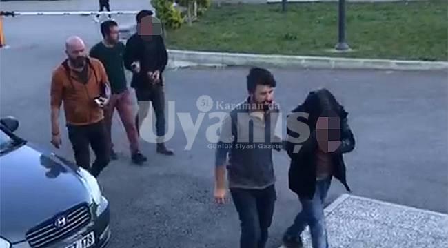 Karaman'da sahte para operasyonu