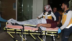 Karaman'da silahlı kavga baba ve oğlu yaralandı