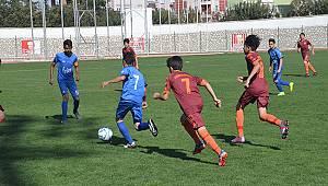 Karaman'da U-14 Ligi Başladı