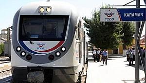 Karaman-Konya Tren Bilet Fiyatlarına Zam