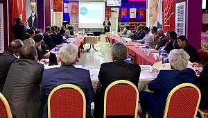 Karaman ve Konya CHP'li Belediye Meclis Üyeleri Yerel Yönetim Eğitimine Katıldı