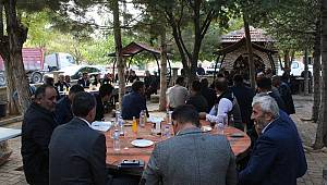 Kızılkuyu Köyüne Ziyaret
