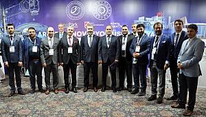 MEVKA, Ar-Ge ve İnovasyon Zirvesi'nde Bölgenin Teknoloji Altyapısını Tanıttı