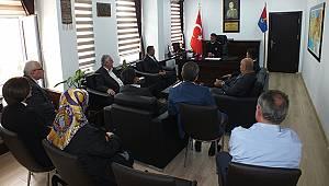 MHP İl Teşkilatından Mehmetçiğe Harekâta Destek Ziyareti