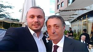 Şevket Varol'dan Başkan Çebi'ye tebrik