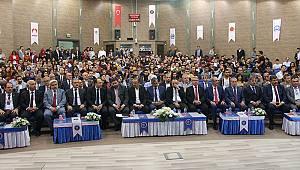 Uluslararası KOP Bölgesel Kalkınma Sempozyumu Yapıldı