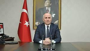 Vali Meral'in 29 Ekim Cumhuriyet Bayramı Mesajı