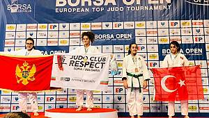 Adalı Judo Turnuvasında Üçüncü Oldu