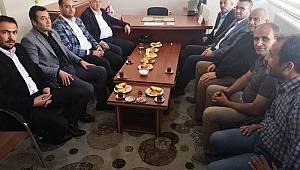 AK Parti'den ASKF'ye Ziyaret